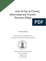 Pressure Piling