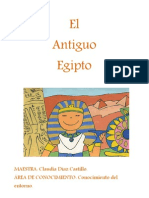 Secuencia Didactica El Antiguo Egipto