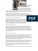 About Pvc Windows