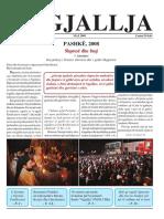 "Gazeta ""Ngjallja"" Maj 2008"