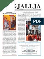 "Gazeta ""Ngjallja"" Mars 2009"