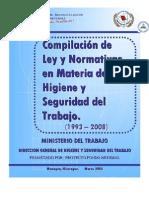 COMPILACION normas MITRAB 2008