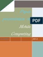 Mobile Computng