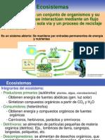 Ecología de ecosistemas