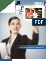 Brookhaven Business Advisory Council Survey 2012