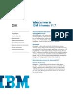 IBM Informix 11.7