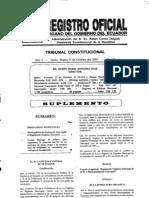 Reglamento Orgánico Funcional de la M.I. Municipalidad de Guayaquil