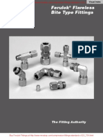 20 XHBU-S Parker Union Adapter Steel Fitting  Male 37¦ Flare