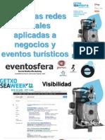 Introducción a las redes sociales  - Formación Getxo Sea Week