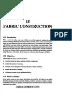 L-15 Fabric Construction