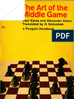 Paul Keres, Alexander Kotov - The Art of the Middle Game