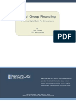 Angel Group Financing - A Guide for Entrepreneurs