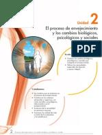 El Proceso Del Envejecimiento Cambios Biologicos Psicologicos y Sociales Okok
