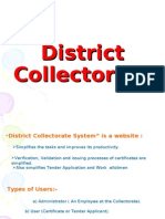 District new