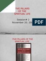 Five Pillars Part Two