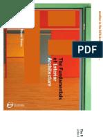 The Fundamentals of Interior Architecture(2007)BBS