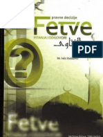 Fetve - dr. Safet Kuduzović