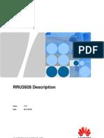 RRU3928 Description V1.2