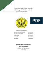 Laporan Praktikum Teknologi Perbenihan UJI SALINITAS BENIH
