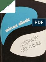 Mircea Eliade -Aspecte Ale Mitului