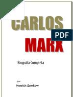 Carlos Marx-Biografia Completa
