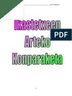 IKASTETXEEN ARTEKO KONPARAKETA ETA ONDORIOAK