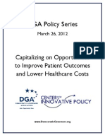 DGA Policy Series