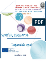Legendele Apei - Water legends