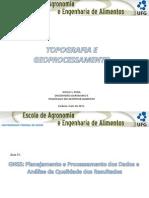 Aula GNSS Planejamento Processamento e Resultados