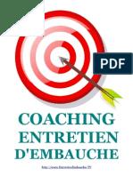 Coach entretien d'embauche, coaching recrutement, formation, formateur, consultant, expert, spécialiste, Paris, Skype