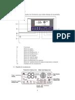 Manual Controlador Calentador Solar