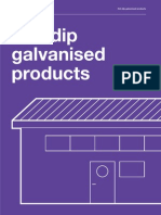 Hot Dip Galvanised