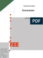 Document Drehantriebe | F.EE GmbH > Schaltschrankbau und Automation