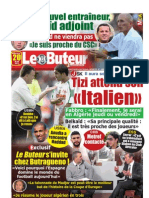 LE BUTEUR PDF du 20/06/2012