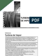 Turbomaquinas de Vapor 2011