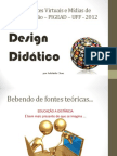 DESIGN DIDÁTICO EM EAD