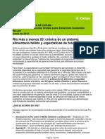 Oxfam Rio+20 Media Briefing_SP