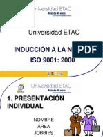 Capacitacion Iso 2008