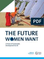 The Future Women Want