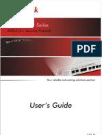 DrayTek 2820 User's Guide V3.0