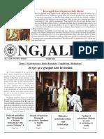 "Gazeta ""Ngjallja"" Mars 2011"