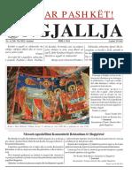 "Gazeta ""Ngjallja"" Prill 2011"