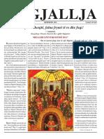"""Gazeta """"Ngjallja"""" Qershor 2011"""