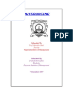 Dissertation on crm in retail aploon Business process outsourcing dissertation