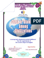 clash or dialogue among civilizations by OULGOUT abdelouahed
