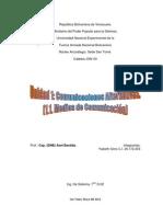 Informe (Unidad1 Comunicaciones Alternativas 11Medios de Comunicacion)