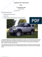 LAND_ROVER_3_DISCOVERY_2006-2009_REPAIR_MANUAL pdf | Seat Belt | Hvac
