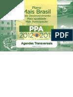 PPA 2012 2015 Agendas Transversais