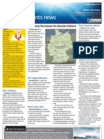Business Events News for Wed 20 Jun 2012 - Aussies flock to Germany, The Incentive Association, PCB, Gray\'s Say and much more