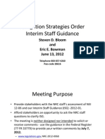ML12170A013 - Mitigation Strategies Order Interim Staff Guidance.